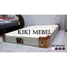 Central Spring Bed Deluxe Matras Putih 180x200 – Free Ongkir Jakarta