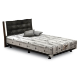 Jual Central Springbed Central Sporty Rusty Full Set Size 160 X 200 Jabodetabek Only Central Murah