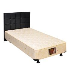 Central Springbed Multi Bed Deluxe Cream HB Sydney Size 90 x 200 - Full Set - Khusus Jabodetabek
