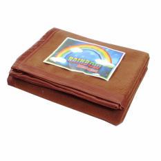 Review Tentang Ceria Selimut Rainbow Polos Uk 150X190 Cokelat Tua
