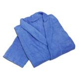 Spesifikasi Chalmer Handuk Kimono Dewasa Lengan Panjang Biru Ningrat Royal Blue Online