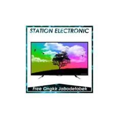 Changhong 40D2100T Digital LED TV [40 Inch/DVB-T2/USB Movie] - Hitam