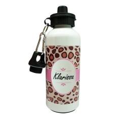 Harga Char Coll Alumunium Bottle Free Custom Name Leopard Yg Bagus