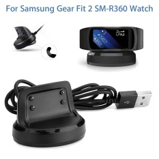 Pengisian Cradle Dock Charger Adaptor untuk Samsung Gear Fit2 SM-R360 Smart Watch-Intl