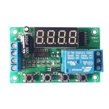 Penawaran Istimewa Pengisian Discharge Tegangan Monitor Test Relay Switch Control Board Modul Dc 12 V Intl Terbaru