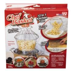 Review Toko Chef Basket Keranjang Tirisan Minyak