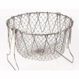 Beli Chef Kitchen Basket Tools Silver Nyicil