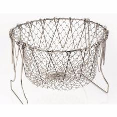 Spesifikasi Chef Kitchen Basket Tools Silver Terbaru