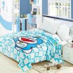 Ongkos Kirim Chelsea Selimut Anak 150X200 Cm Flying Doraemon Biru Di Indonesia