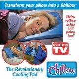 Harga Chillow Pillow Bantal Sehat Dingin Cool Ice Mats Cooler Cooling Asli Wakuwaku
