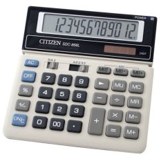 Harga Citizen Calculator Citizen