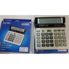 Citizen Kalkulator Calculator Sdc 868L Sdc868L Ori Original Foto Asli Terbaru