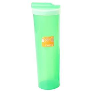 Claris Botol Tumbler Bulat 900 ml - Hijau