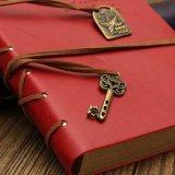 Beli Klasik Coklat Pu Kulit Retro Halaman Kosong Vintage Notebook Jurnal Diary Merah Oem Online