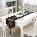 Jual Klasik Modern Katun Linen Table Meja Runner Warna 1 Ukuran 33 180 Cm Intl Ori