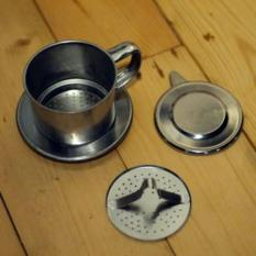 Kualitas Classic Vietnam Coffee Drip Btewer Filter Saringan Kopi Maker Terlaris Import