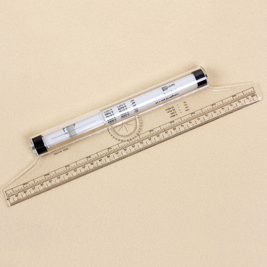 Drawing Lines With A Ruler : Jual clear metric cm multi purpose drawing rolling