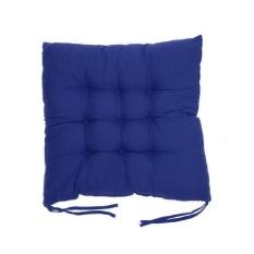 Harga Clearance Sunwonder Baru Dalam Luar Ruangan Taman Rumah Kantor Sofa Kursi Kursi Bantal Lembut (Gelap Biru) -Internasional