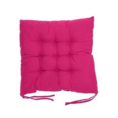 Harga Clearance Sunwonder Baru Dalam Luar Ruangan Taman Rumah Kantor Sofa Kursi Kursi Bantal Lembut (Merah)-Internasional