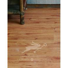 Beli Cleopatra Vinyl Flooring Motif Kayu Z 8804 Nyicil