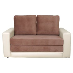 Clianta Sofa Bed Lalita Square (Cappucino Coffee) - Bandung
