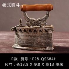 Toko Pakaian Mesin Jahit Retro Ornamen Old Shanghai Produk Dekoratif Studio Shoot Props Etalase Toko Props-Intl