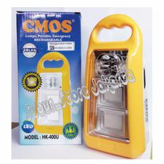 Cmos Emergency Lamp HK-400U Super Terang