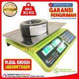 Harga Cmos Timbangan Digital 30 Kg Ds 30K Banten