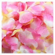 Coconie 1000 Buah Sutra Mawar Kelopak Buatan Jasa Dekorasi Pesta Pernikahan Bunga Aneka Warna