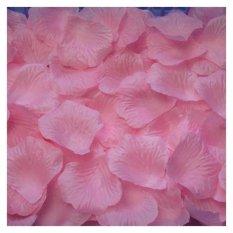 Coconie 2000 Buah Sutra Mawar Bunga Buatan Partai Pernikahan Jasa Dekorasi Bunga Berwarna Merah Muda