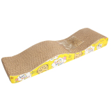 Jual Cocotina Cat Praktis Menggaruk Corrugated Board Scratcher Post Kutub Bed Pad Mainan Pet Supplies Cocotina Di Hong Kong Sar Tiongkok