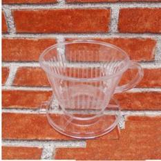 Coffee Dripper / Coffee Drip / Alat Seduh Kopi Pour Over 2-4 Cup - Rh0ben