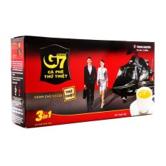 Harga Coffee Now Best Vietnam Coffee G7 Trung Nguyen 3 In 1 Instant Kopi 21 Sachet Terbaru