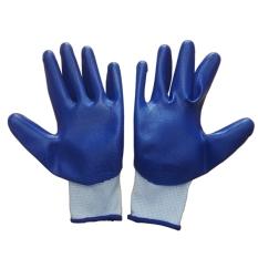 Kenyamanan, perlindungan, air perlawanan berkebun sarung tangan menengah Fit dengan lembut busa lateks penutup dan cengkeraman di rumah & Taman peralatan 6 pasang / Pack - Intl
