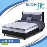 Spesifikasi Comforta Spring Bed Super Fit Gold Uk 180X200Cm Hanya Kasur Tanpa Divan Dan Sandaran Online