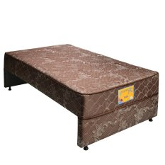 Jual Comforta Superfit 2In1 Twin Size 100 X 200 Coklat Mattress Only Khusus Jabodetabek Original