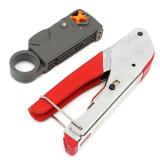 Spesifikasi Alat Kompresi Coax Stripper Rg59 Rg6 Bnc Rca F Konektor Fitting Crimper Kit Intl Yang Bagus