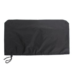 Computer Flat Screen Monitor Dust Cover LED PC TV 19-21 Inch Laptop Protectors #blalck - intl