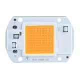 Review Toko Coobonf Kualitas Terbaik Utility Lampu Pencahayaan Ac220V 20 W 30 W 50 W Putih Hangat Putih Cob Led Chip 40X60Mm Untuk Diy Flood Light Putih Cob Led Driver Watt Chip Hangat Intl Online
