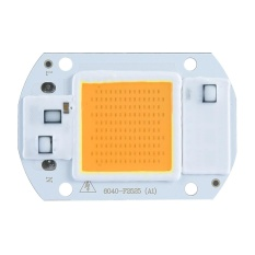 Coobonf Kualitas Terbaik Utility Lampu Pencahayaan-Ac220v 20 W 30 W 50 W Putih/Hangat Putih COB LED Chip 40x60mm untuk DIY Flood Light-Putih COB LED Driver Watt Chip Hangat-Intl