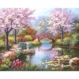 Beli Cotyledon Diy Lukisan Dengan Nomor Kit Mewarnai Paint On Canvas Handpainted Lukisan Minyak Home Decor Untuk Karya Seni Fairyland Tanpa Bingkai Intl Pake Kartu Kredit