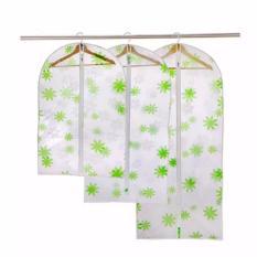 Cover Baju Dress Pesta Jas Cloth Cover 60x130 Laundry Pakaian Wedding