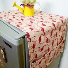 Jual Cover Kulkas Penutup Kulkas Flamingo Di Yogyakarta