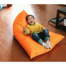 Cover / sarung Bean Bag Triangel Polos Size M / Sofa / Kursi Santai Kursi santai bean bag triangel