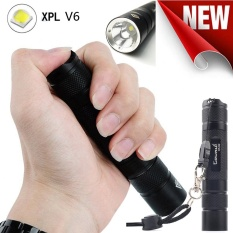 Harga Cr S2 Xpl V6 Led Aluminium Alloy Waterproof Pocket Senter Internasional Not Specified Asli