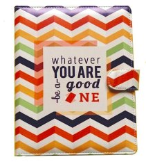 Beli Crable Stationery Binder Printing B5 Good One Rainbow Kredit Jawa Barat