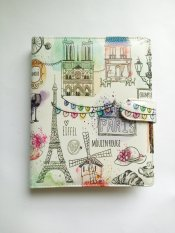 Crable Stationery Binder Printing B5 Paris2 Crable Stationery Diskon 40