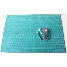 Toko Craft Sets Cutting Mat A1 Double Sided Pen Type Cutter Sdi Sdi Di Indonesia
