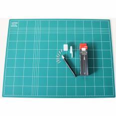 Ulasan Tentang Craft Sets Cutting Mat A2 Double Sided Pen Cutter Sdi