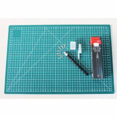 Review Craft Sets Cutting Mat A3 Fs Pen Type Cutter Sdi Di Indonesia
